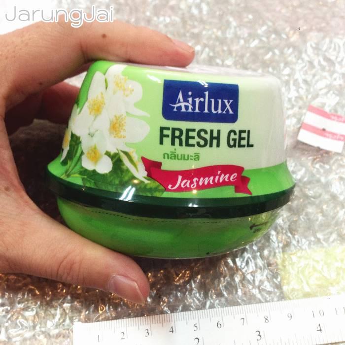 airlux fresh gel กลิ่นมะลิ un038j เพรชเจล กลิ่นจัสมิน