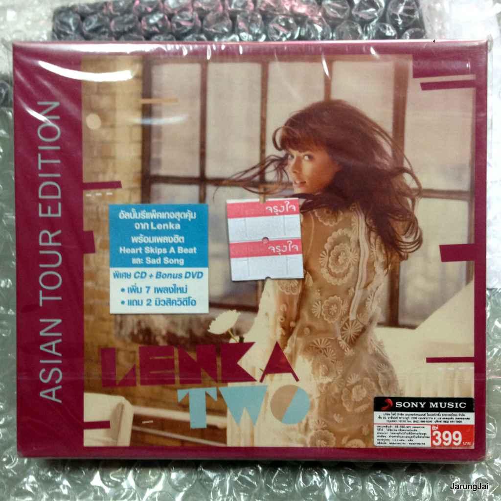 cd bec sony Lenka Two Asian Tour Edition