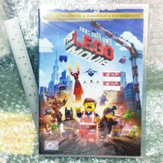 dvd หนัง การ์ตูน the lego movie thai